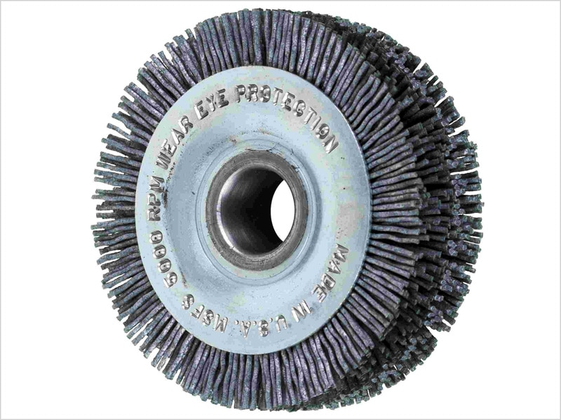 Crimped Wire Wheel Brushes, Crimped Wire Wheel Brush Manufacturers