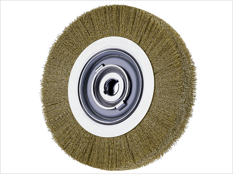 Crimped Wire Wheel Thin Brushes